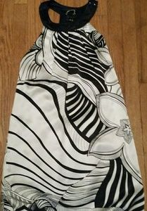 Erato 100% silk dress sz. 2